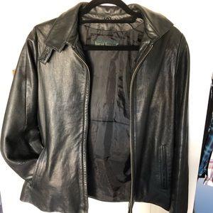 Cool Girl Vintage Leather Jacket